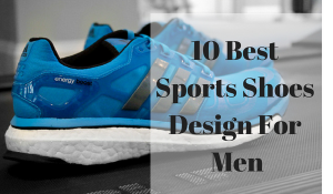 10 Best Sports Shoes Design For Men