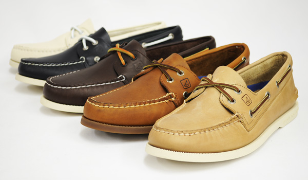 Men's Boat Shoes with jeans-YourTrendyShoes