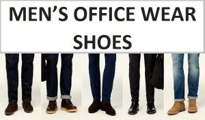 MEN'S OFFICE WEAR SHOES