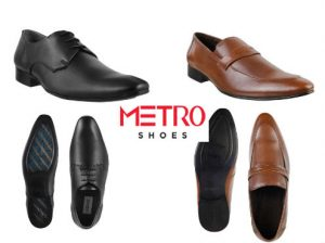Metro - Top 10 formal shoes brands -Your trendy shoes