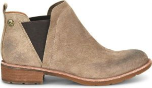 Suede men's boots for winter