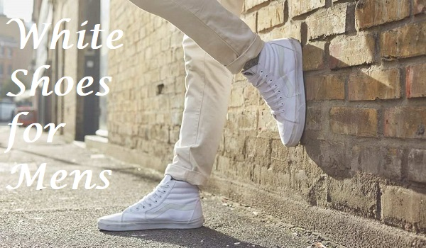 10 Different white shoes design
