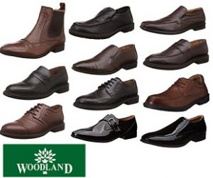 WoodLand - Top 10 Formal Shoes Brands - YourTrendyShoes