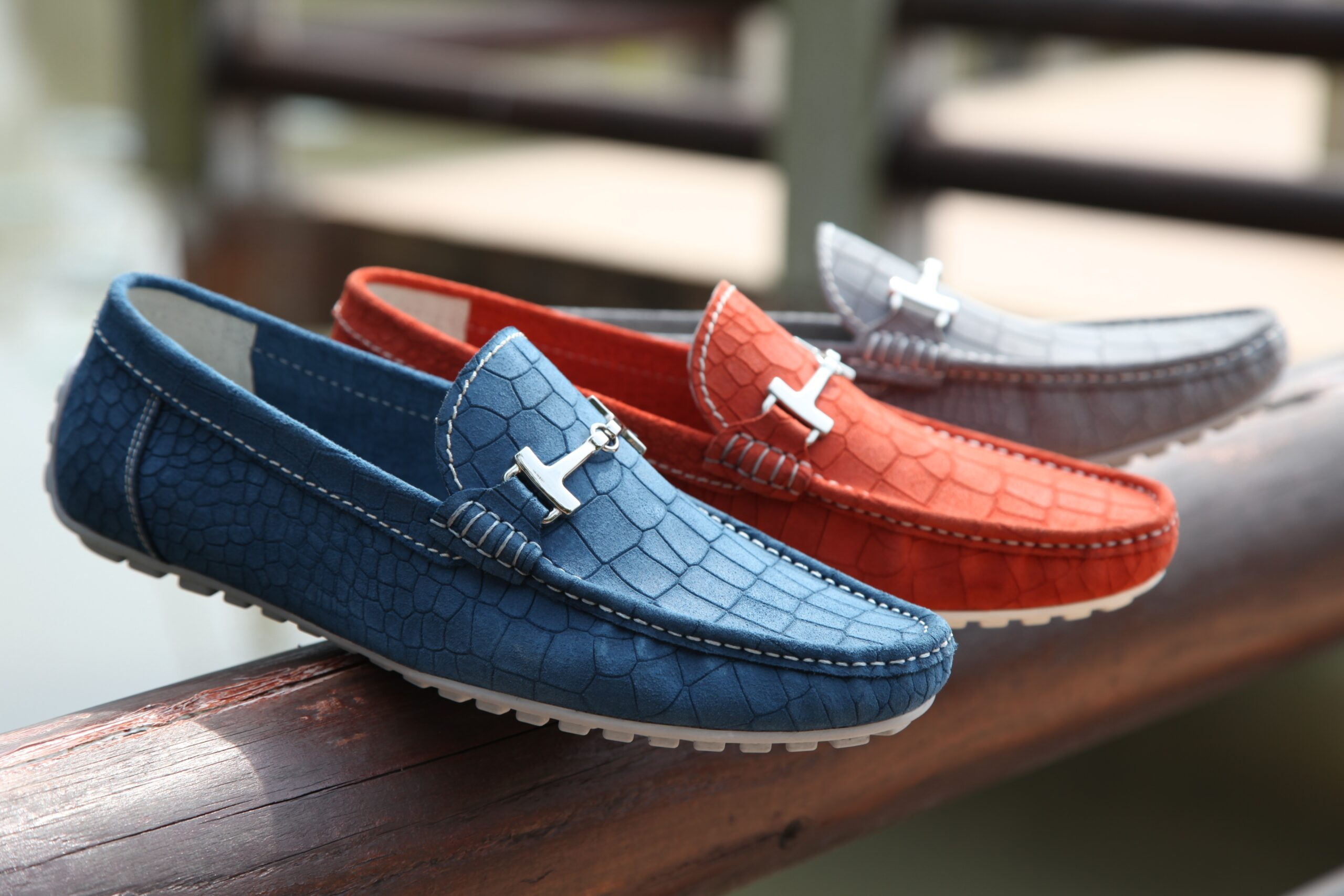 Loafers with jeans