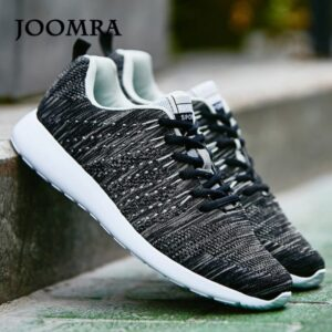 woven fabric sneakers for men