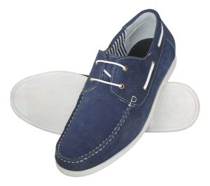 Blue Boat Shoes for mens