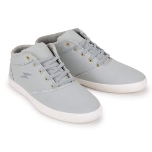 Grey Smart Casual Shoes Sneakers