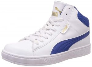 White Sneakers from Puma Brand