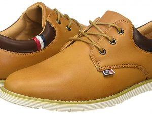 Arrow brand Tan Color Men's Boat Shoes