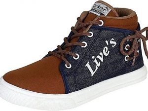 Men's Perfect Combo Pack Of 2 Leather Casual Sneakers Shoes