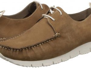 BATA Branded Brown Color Boat Shoes For Mens