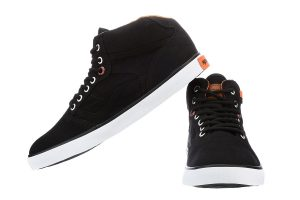 New Fashion Black And Tan Colour Sneaker Shoes for Men