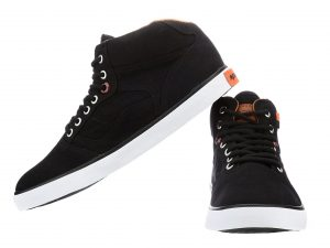 New Fashion Black And Tan Colour Casual Sneaker Shoes for Men