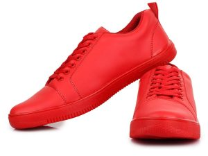 Latest Men's Red Sneaker Shoes