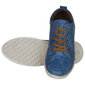 Faux Leather Sneaker Shoes for Men