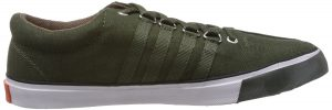 Olive Canvas Sneakers